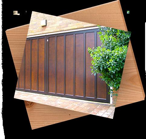 Timber Garage Doors High Quality Wooden Garage Door Up