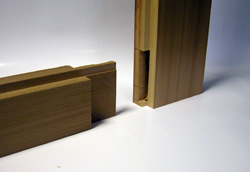 timber mortice and tenon joint