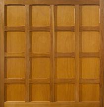 Woodrite Appley Square Panelled door