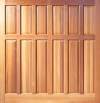 Woodrite Whitchurch Panelled door