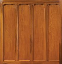 Woodrite Chard up and over door