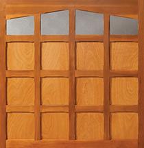 Woodrite Kingsdon with windows