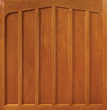 Woodrite Tickenham up and over door