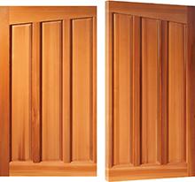 Woodrite Adstock Side Hinged doors
