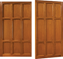 Panelled Woodrite York Cannington