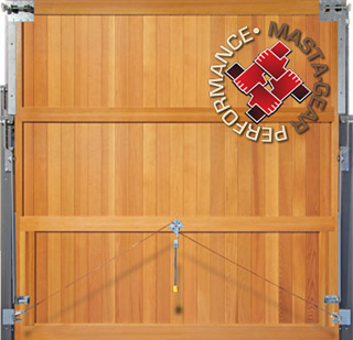 traditional timber only door panel