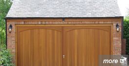 Detailed Panelled Sections